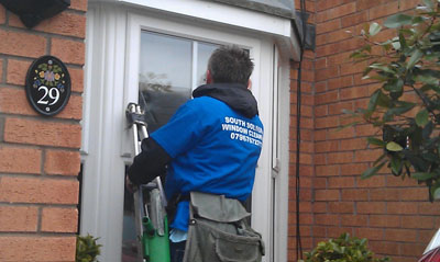 domestic window cleaners in south solihull